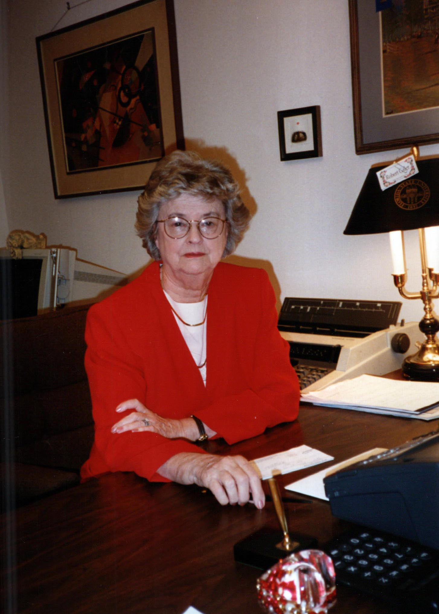 Mary Jane Perkins Galer
